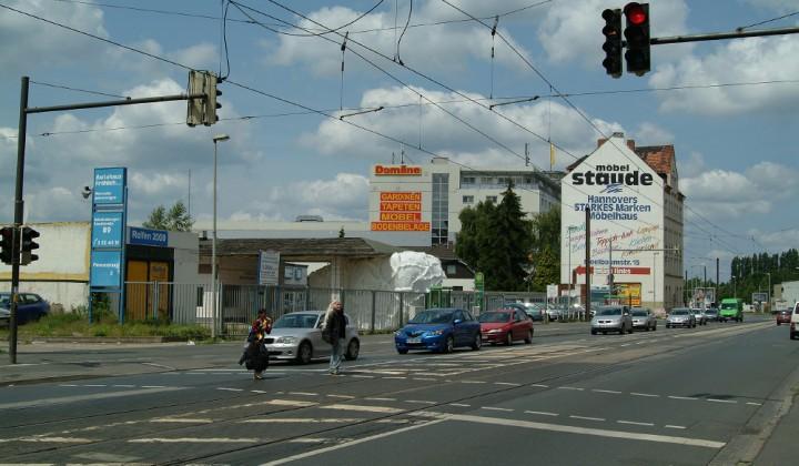 Vahrenwalderstr. / Hannover
